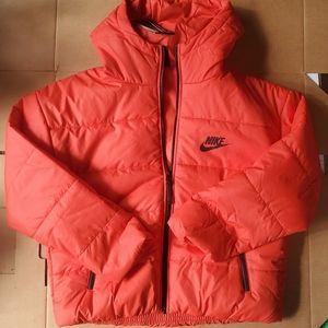 New women's Nike coat